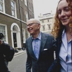 Former News International Boss Rebekah Brooks and Husband Among Six Arrested in UK Phone Hacking Dawn Raids